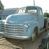 1949 Chevy 3600, taken 7-10-2006