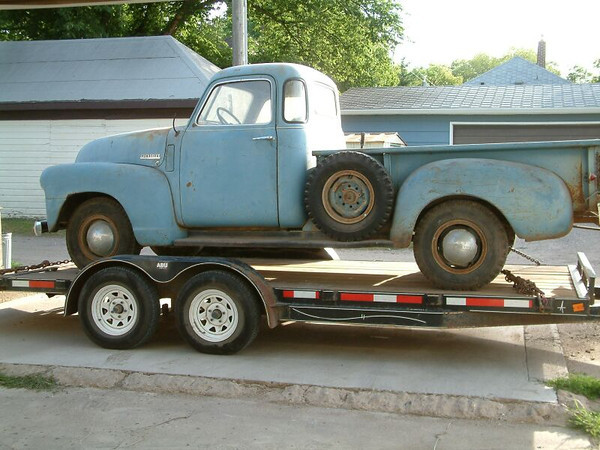 Old Truck Project