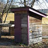 The outhouse!!