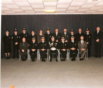 Long Service & Good Conduct medal presentation. Nothing special, just a bit of tin for sticking it out for a number of years. It was nice to see some of those I joined-up with, one for the first time in 15 years!