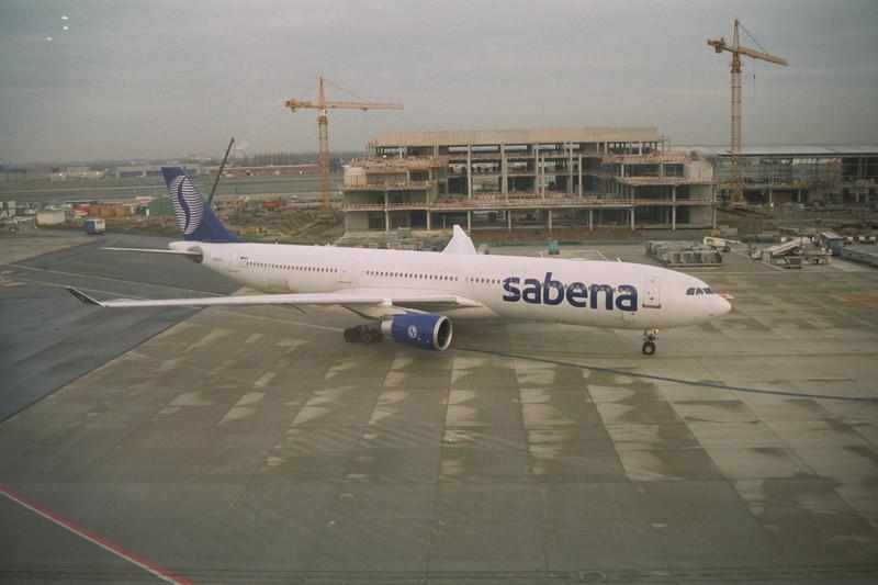 Brussells December 2000