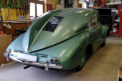A Tatra. When a black Tatra like this one, stopped early in the morning, at the door of your building, do you know what was your fate?