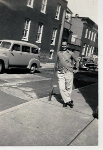 Jay Stockton  on North Ave Baltimore, MD