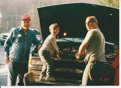 Jay Stockton, Andrew Kerekes, Ron Schwarz