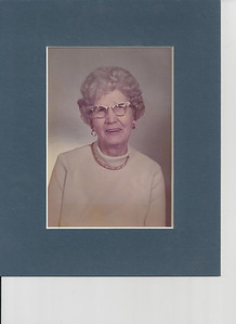 Madeline Phipps, Mary's mom
