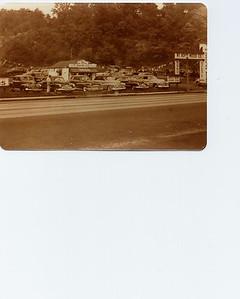 Rons Grandfathers car lot, Bel Air Rd