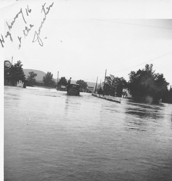Hokah flood