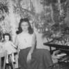 Irene Hall - age 29 - Taken at Grandma and Grandpa Von Arx's in Hokah, MN.