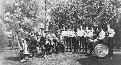 St. Peter's Parish Brass Band, Hokah, Mn