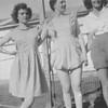 L to R:  Rita Von Arx, Helen Von Arx and ?
