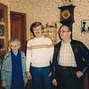 Grandma Myrtle Stugen, David, and Leslie