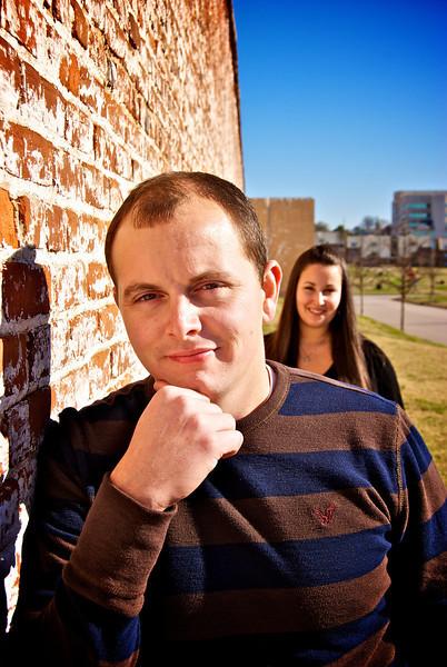 Stephanie and Cole