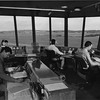 Prestwick Tower with John Rogers (ATC Supervisor) & on the right is Mike Land
