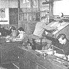 This is the combined Airways/Ocean Ops Room at Redbrae in 1959