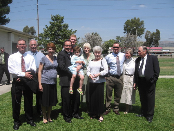 The clan 4/11/07.