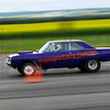 One of the Semi-Pro Class cars that competed in the Timiskaming Drag 'N Fly drag races, held in Earlton, Ontario on August 9, 10, and 11 of 2008 at the Earlton airport.