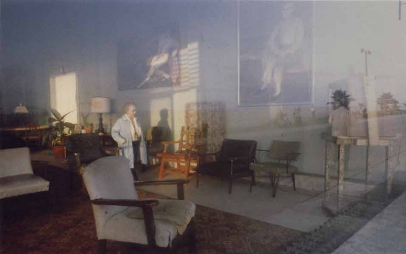 Cadillac Hotel at Dudley Ave & OFW-c. 1973- single exposure- no PhotoShop