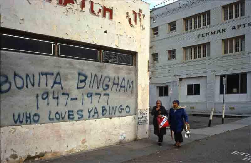 BONITA-BINGHAM-&-FENMAR-'78