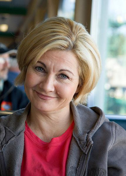 My beautiful Brenda...