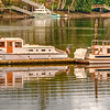 Classic yachts in Port Ludlow Marina