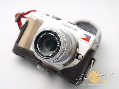 Olympus M.Zuiko 45mm 1.8 lens