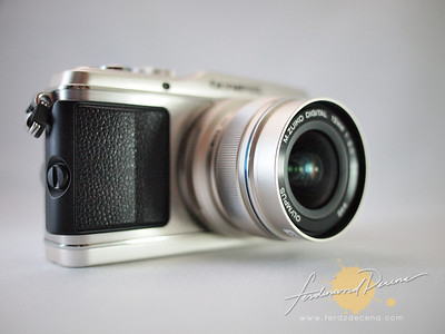 Olympus E-P3 Product Shots