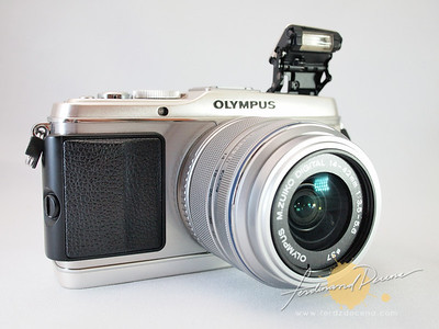 Olympus E-P3 Product Shots