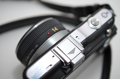 Olympus E-PM1 + 14mm