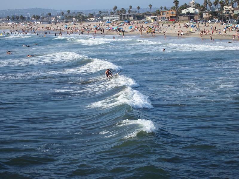 Long Way Surfer