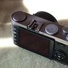 Leica X1 Back