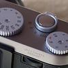 Leica X1 Dials