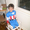 "Finley, aka ""Captain America"""