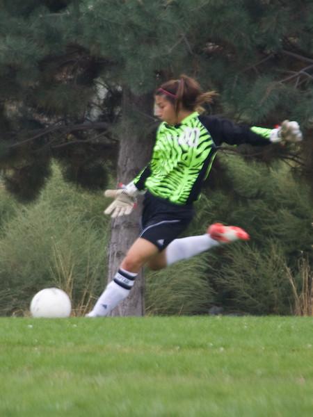 Omak HS Girls Soccer 2012