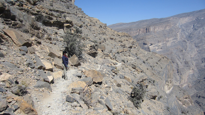 Balcony Walk, Jebel Shams