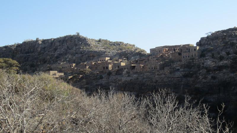 Bani Habib on Saiq Plateau