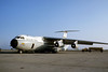 LOCKHEED C-141 STARLIFTER<br /> NAS Pt Mugu, California - August 1973<br /> <br /> This is one of the transports that took my squadron and me to Hawaii on cruise. It wasn't much for comfort or viewing, but it got us there.