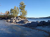 """On Golden Pond"", Squam Lake NH 10/2/2010 :"