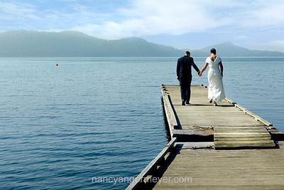 bride&groom_ondock