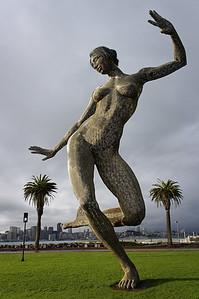 dancing lady on TI