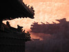 Sunset at the Forbidden City in Beijing (photo by Christopher Lay)