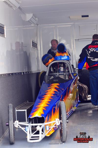On Track - Team Oahe Speedway - NHRA Division 5 ET Finals