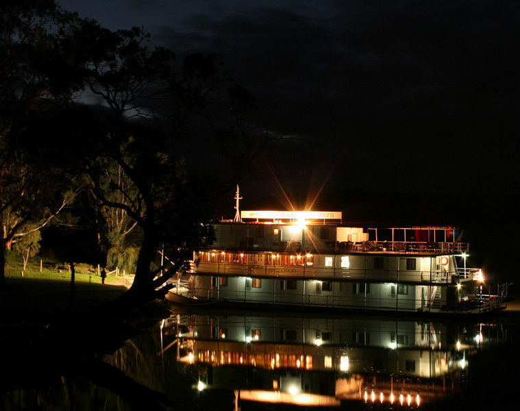 Mv Exhibition - Mannum