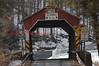 Richards Covered Bridge- 69 ft. long built in 1875.