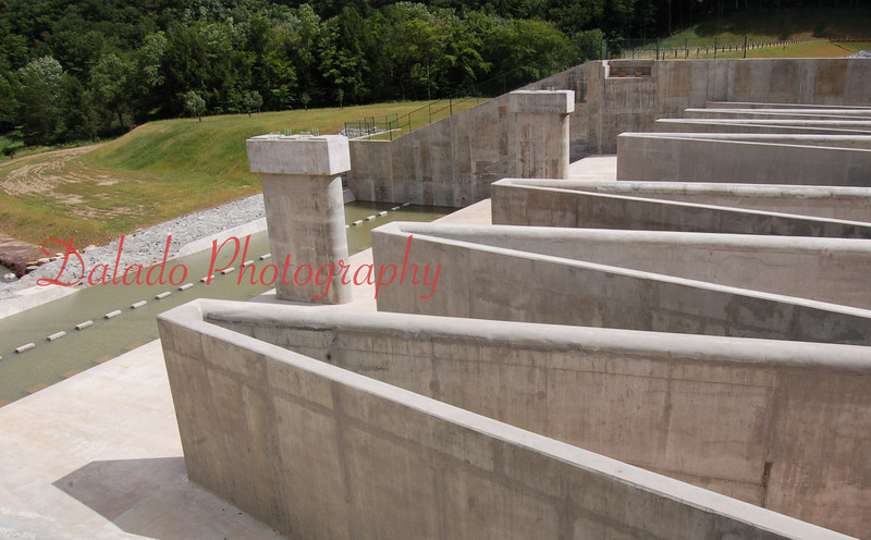Lyman Run State Park- New Dam Project