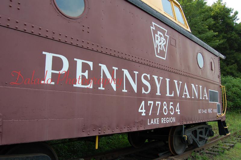 Jim Thorpe Train Yard