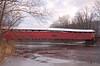 Millmont Covered Bridge- 154 ft. long built in 1855.