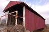Hayes Covered Bridge- 70 ft. long built in 1882.