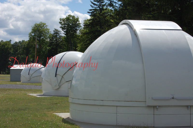 Cherry Springs Telescope Stations