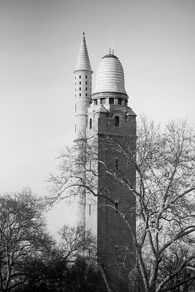 The Compton Hill Water Tower.