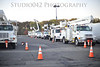 135 trucks from Punta Gorda Florida 1,220 miles over two days to get to Paramus NJ in response to out power outages